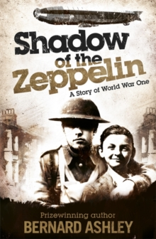 Shadow of the Zeppelin, Paperback Book
