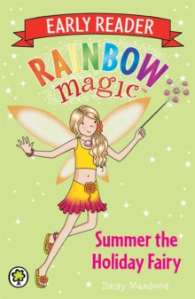 Rainbow Magic Early Reader: Summer the Holiday Fairy, Paperback Book