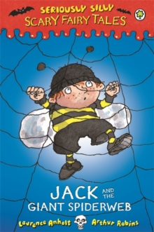 Jack and the Giant Spiderweb, Hardback Book