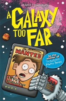 A Galaxy Too Far, Paperback Book