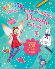 Rainbow Magic: Fairy Fashion Doodle Book, Paperback Book