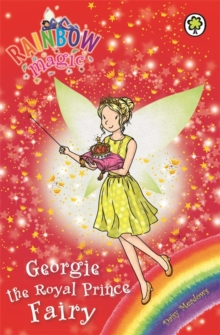 Rainbow Magic: Georgie the Royal Prince Fairy : Special, Paperback Book