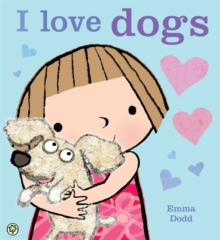 I Love Dogs!, Paperback Book
