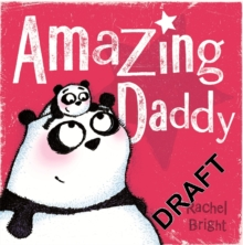 Amazing Daddy, Hardback Book