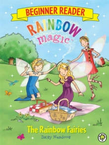 Rainbow Magic Beginner Reader: The Rainbow Fairies : Book 1, Paperback / softback Book