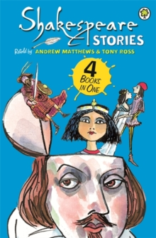 Shakespeare Stories : 4 Books in One, Paperback Book
