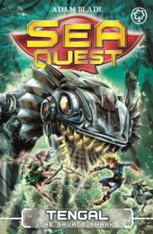Sea Quest: Tengal the Savage Shark : Book 22, Paperback / softback Book