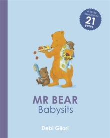 Mr Bear Babysits, Paperback Book