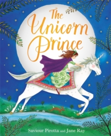 The Unicorn Prince, Hardback Book