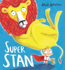 Super Stan, Hardback Book