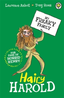 My Freaky Family: Hairy Harold : Book 8, Paperback Book