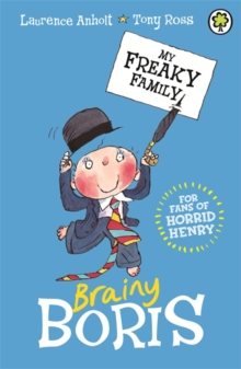 Brainy Boris, Paperback Book