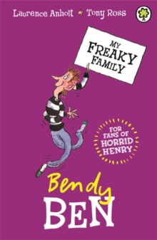 Bendy Ben, Paperback Book