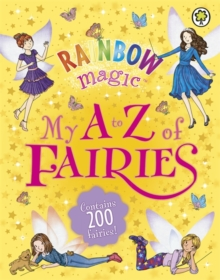 My A to Z of Fairies, Hardback Book