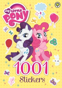My Little Pony: 1001 Stickers, Paperback / softback Book