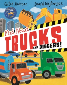 Mad About Trucks and Diggers!, Paperback / softback Book