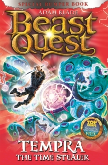 Beast Quest: Tempra the Time Stealer : Special 17, Paperback Book