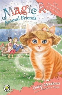 Magic Animal Friends: Katie Prettywhiskers to the Rescue : Book 17, Paperback / softback Book