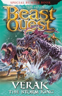 Beast Quest: Verak the Storm King : Special 21, Paperback / softback Book