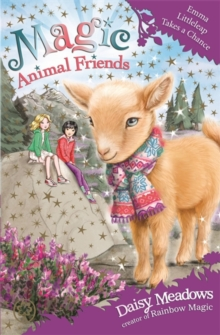 Magic Animal Friends: Emma Littleleap Takes a Chance : Book 23, Paperback / softback Book