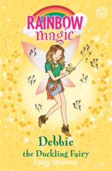 Rainbow Magic: Debbie the Duckling Fairy : The Baby Farm Animal Fairies Book 1, Paperback Book