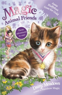 Magic Animal Friends: Anna Fluffyfoot Goes for Gold : Special 6, Paperback Book