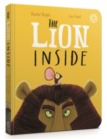The Lion Inside Board Book, Board book Book