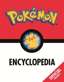 The Official Pokemon Encyclopedia, Hardback Book