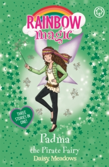 Rainbow Magic: Padma the Pirate Fairy : Special, Paperback / softback Book