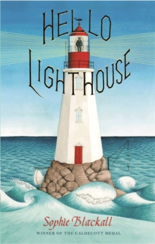 Hello Lighthouse, Hardback Book