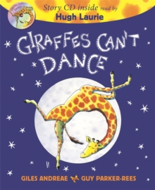 Giraffes Can't Dance Book & CD, Mixed media product Book