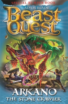 Beast Quest: Arkano the Stone Crawler : Special 25, Paperback / softback Book
