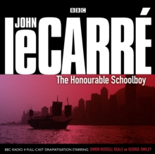 The Honourable Schoolboy, CD-Audio Book