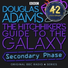 Hitchhiker's Guide To The Galaxy, The  Secondary Phase  Special, eAudiobook MP3 eaudioBook