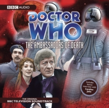 Doctor Who: The Ambassadors Of Death (TV Soundtrack), eAudiobook MP3 eaudioBook