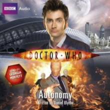 Doctor Who: Autonomy, eAudiobook MP3 eaudioBook