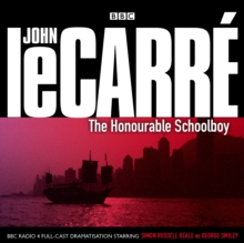 The Honourable Schoolboy, eAudiobook MP3 eaudioBook