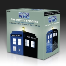 Doctor Who Collection Three: The Lost TV Episodes : (1966-1967), CD-Audio Book