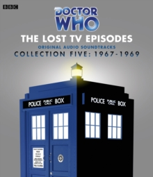 Doctor Who Collection Five: The Lost TV Episodes (1967-1969), CD-Audio Book