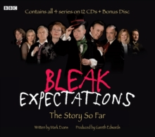 Bleak Expectations: The Story So Far, CD-Audio Book