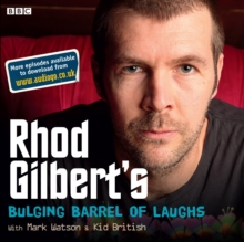Rhod Gilbert's Bulging Barrel Of Laughs : Mark Watson, CD-Audio Book