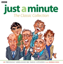 Just a Minute: The Classic Collection : 22 Original BBC Radio 4 Episodes, CD-Audio Book