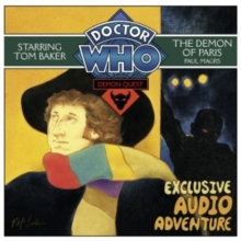 Doctor Who Demon Quest 2: The Demon Of Paris, eAudiobook MP3 eaudioBook
