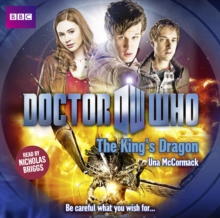 Doctor Who: The King's Dragon, eAudiobook MP3 eaudioBook