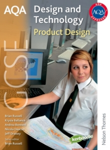 AQA GCSE Design and Technology: Product Design, Paperback Book
