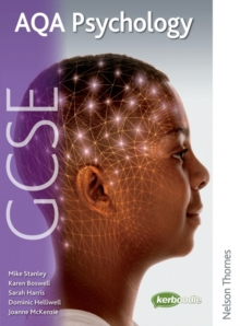 AQA GCSE Psychology First Edition, Paperback Book