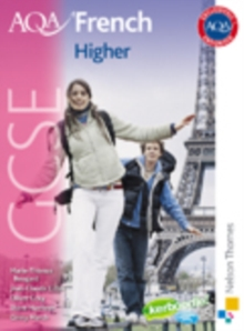 AQA GCSE French Higher Student Book, Paperback Book