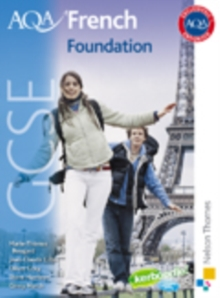AQA French GCSE Foundation Student Book, Paperback Book