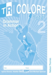 Tricolore Total 2 Grammar in Action (8 pack), Multiple copy pack Book