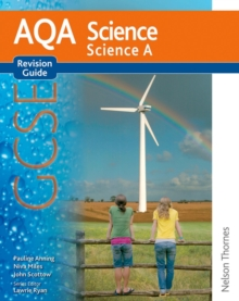AQA Science GCSE Science A Revision Guide, Paperback Book